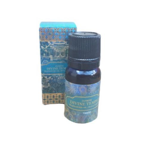Divine Temple Jasmine Fragrance Oil 10ml